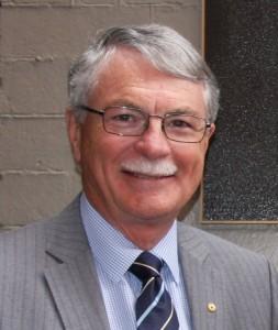 Dr Philip Moors AO